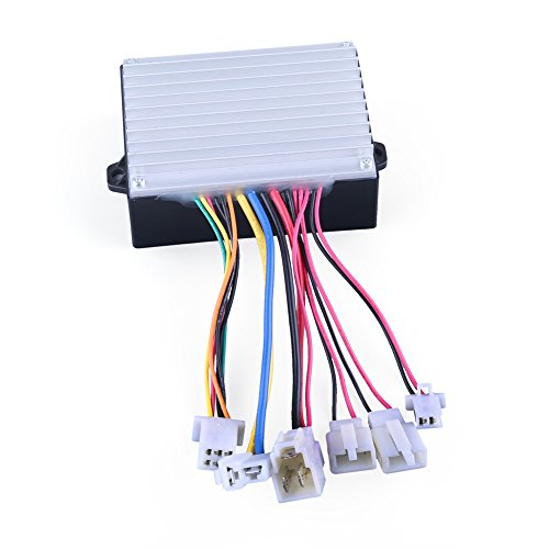 LotFancy 36V Controller for Razor MX500(V21+), MX650(V14+), Razor EcoSmart Metro Electric Scooter(All Vertions), RSF650(All Version) Dirt Rocket, Part Number: W15165070015, Model: HB3650-TYD6-FS-ROHS by LotFancy (Image #6)