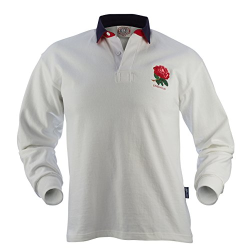 Rugby Imports England Old Style Jersey (2X-Large)