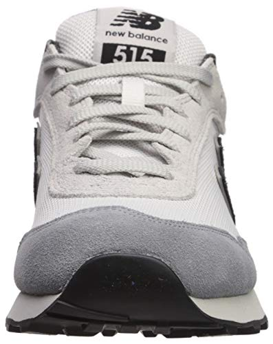 New Balance Men's 515 V1 Sneaker, Nimbus Cloud/Sulphur Yellow, 7.5 XW US