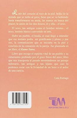 Kama Sutra: Amazon.es: Vatsyayana: Libros