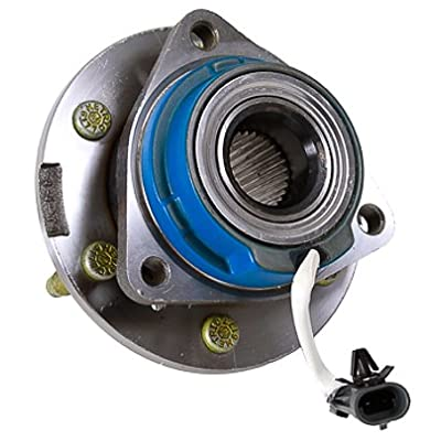 Callahan 513236X1 FRONT Premium Grade [ 6 Lug ] Wheel Hub Bearing Assembly [ 513236 ]: Automotive