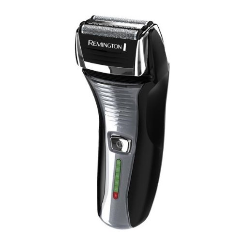 Remington F5-5800 Rechargeable Pivot & Flex Shaver with Interceptor Technology (Renewed)