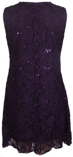 Vestido Morado Para Purple Mujer Hanger wfxH1qHXR