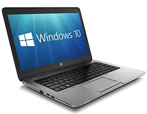 HP EliteBook 8460P 14-inch Notebook PC - Intel Core i5-2520M 2.5GHz 4GB 250GB Windows 10 Pro (Renewed)