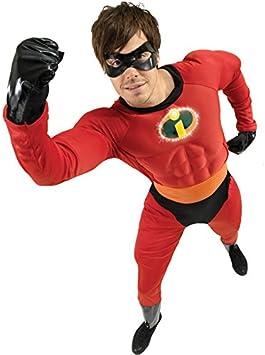 Disney - Disfraz de superhéroe para hombre, talla S (888585STD-KIT ...