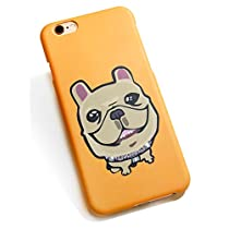 Iphone Case, Dog Puppy Cute Matte Hard Plastic Case, Slim Hard Case, For Protection, Gift, Decoration, Couple