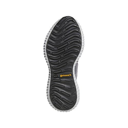 Adidas Alphabounce Voorbij Schoen Vrouwen Loopt Grijs Twee-grijs Drie-grijze