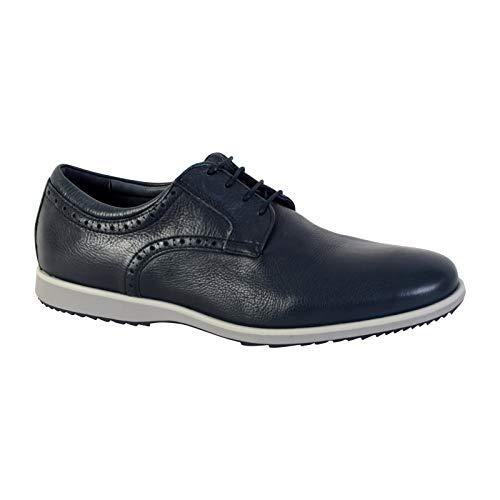 Zapatos Derby navy U Hombre B Azul De Blainey Para C4002 Geox Cordones S4qCwwt