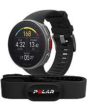 Polar Vantage V, Sportwatch per Allenamenti Multisport e Triathlon, Impermeabile con GPS e Cardiofrequenzimetro Integrato, Unisex Adulto