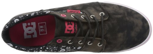 DC Shoes D0303214 Damen Sneaker Schwarz (BK/BK/BKPT)