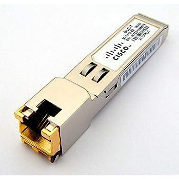 Amazon com: GLC-T Cisco 1000BASE-T SFP Transceiver Module