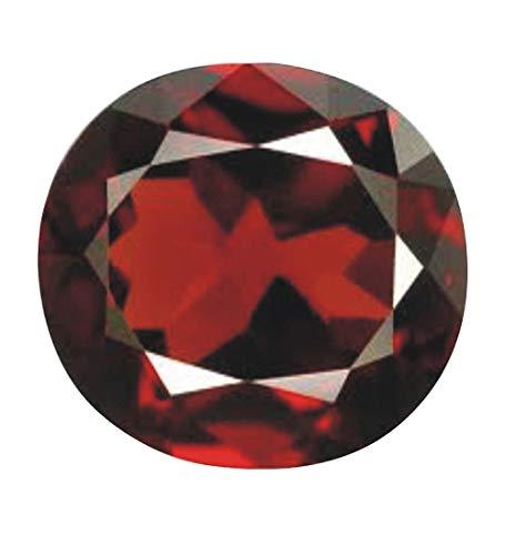 Tejvij And Sons 7 Carat Natural Hessonite Garnet Certified Gemstone