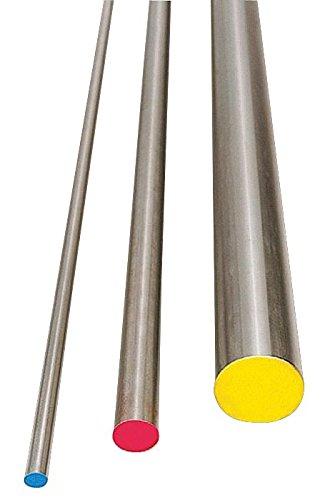 Water Hard Drill Rod, W1, 3/4, 0.75 In