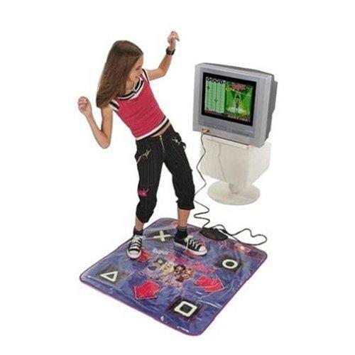 Amazon.com: Bratz Stylin' Dance Mat Fun On TV Game: Toys & Games