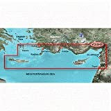 Garmin VEU506S - Crete To Cyprus - SD Card