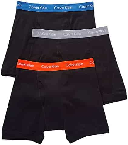 Calvin Klein Cotton Classics Multipack Boxer Briefs