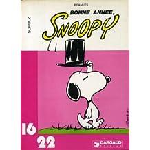 Bonne annee Snoopy - Peanuts (16/22 #69)