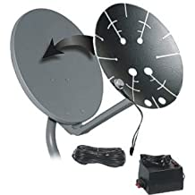 "Satellite Antenna Heater Pv HOT Shot 18"""