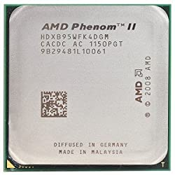 Image of the product AMD Phenom II X4 B95 that is listed on the catalogue brand of AMD PHENOM II X4 B95 Quad.