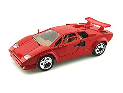 Buy Lamborghini Countach 5000 1 18 Red Online At Low Prices In India