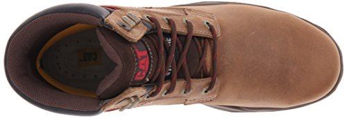 Work ST Dark 6 Inch WP Boot Verse Women's Beige Dry Caterpillar fAwqa0Fx