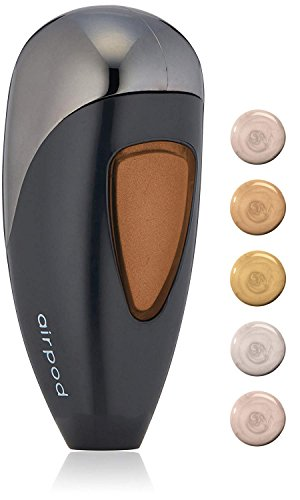 Temptu Perfect Canvas Airbrush Highlighter Airpod, Champagne, 0.1 fl. oz.