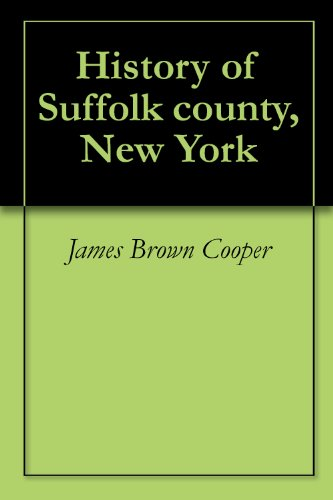 History of Suffolk county, New York