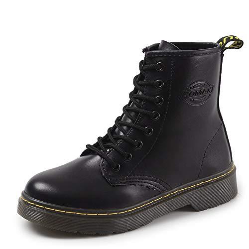 Invierno Martin Otoño Botas E Estudiante De Cortas Black Hoesczs Moda Mujer Wild Altas Boots New YCqxd84n8