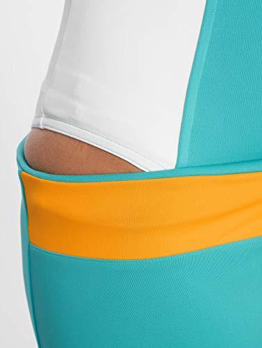 Reebok Turquoise Body Bodysuit Gigi W wxqXAnqR0v
