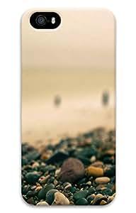 Beach Pebbles Autumn Cover Case Skin For SamSung Galaxy S4 Phone Case Cover Hard PC 3D Kimberly Kurzendoerfer