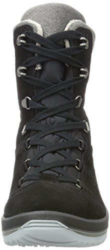 WS Senderismo Zapatos GTX para Negro High de Mujer Lowa II Rise Nero 0999 Calceta W6w8fqWZAt