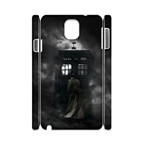 Doctor Who DIY 3D Cover Case for Samsung Galaxy Note 3 N9000,personalized phone case ygtg-314514