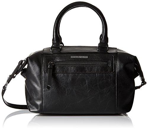 A|x Armani Exchange Pu Mini Satchel Black 942020 6a080