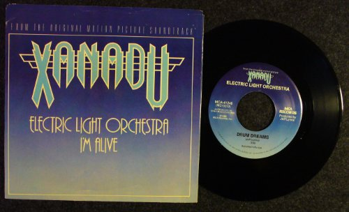 - Drum Dreams / I'm Alive; from Xanadu soundtrack
