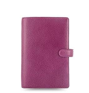 Filofax Finsbury Personal 12 Months Diary - Raspberry