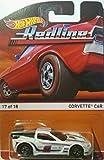 CORVETTE C6R (17 of 18) * Redlines / Heritage Series * 2015 Hot Wheels 1:64 Scale Die-Cast Vehicle by Mattel