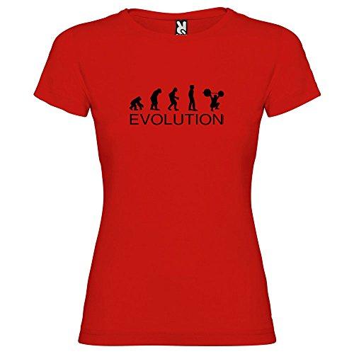 kruskis 11502145ss138T-shirt, Femme, Rouge, S