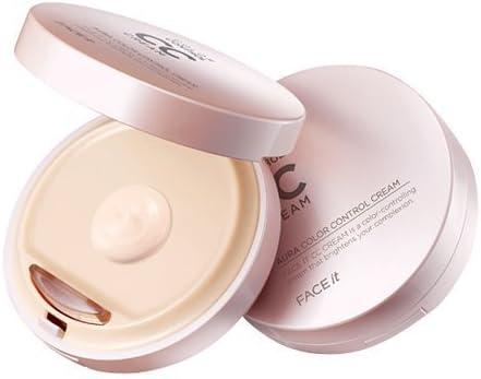 The Face Shop Face It Aura CC Cream