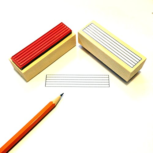 Large Guitar Tablature / Tab Stamp! Makes You a More Capo - Ble - Guitar Player Tablature