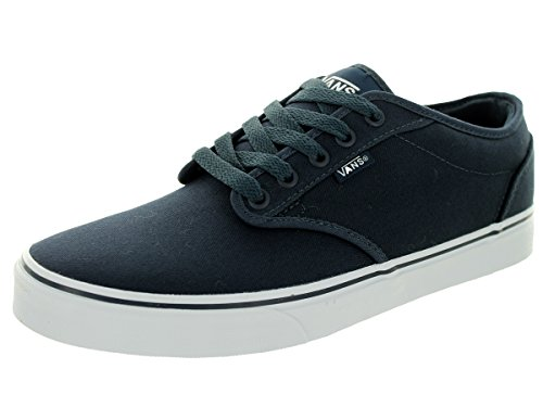 Vans Men's VANS ATWOOD (CANVAS) SKATE SHOES 11 (NAVY/WHITE)