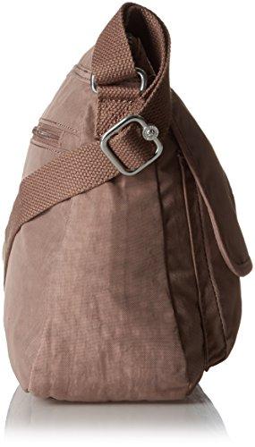 b6973eca3 Kipling Aisling Solid Crossbody Bag Convertible Cross Body,Bran,One Size