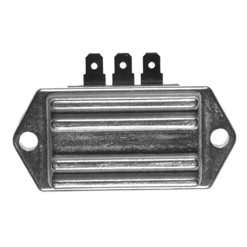 (DB Electrical AKH6005 Voltage Regulator Rectifier for John Deere with Kohler 17-19 M8-MV20 with 15Amp Charging Systems /14 4 Volts /AM102596 / 4140305 234279 4140309 2575503S)