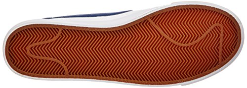 Nike Herren Tennis Classic AC ND Low-Top Weiß (White/Coastal Blue-Gm MD Brown)