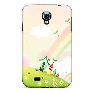 Hot VPHxiDE1514IOKJq National Childrens Day Tpu Case Cover Compatible With Galaxy S4