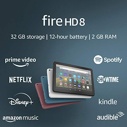 Fire-HD-8-tablet-8-HD-display-32-GB-designed-for-portable-entertainment-Black