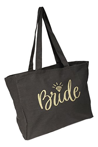 Bride XX Large Tote Bag Heavy Duty Cotton