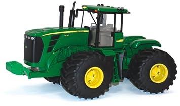 big farm 42519 vlo et vhicule pour enfant tracteur john deere 9530 4wd