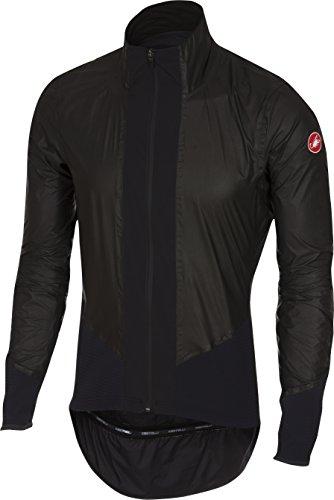 Castelli Idro Pro Jacket - Men's Black, (Castelli Cycling Jacket)