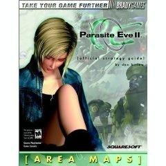 Parasite Eve Ii: Official Strategy - Parasite Retro