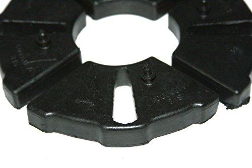 RS Vintage Parts RSV-B00ZFX2C12-00305 4 Units Cush Drive Rubber Rear Wheel Damper Yamaha Rd350 - Drive Cush Rear Wheel